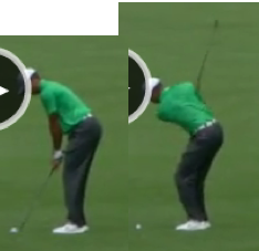 Tiger's full-swing May 2012